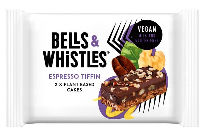 Bells & Whistles brand new 'Espresso Tiffin