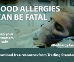 Be Allergy Aware - New campaign highlights food allergy law