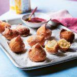 Mini Ricotta Fried Doughnuts