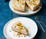 Rosemary and Thyme Cheesecake