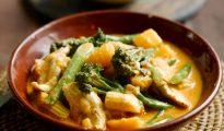 Thai Chicken, Pumpkin and Tenderstem® curry